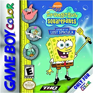 Best game boy color games spongebob Reviews