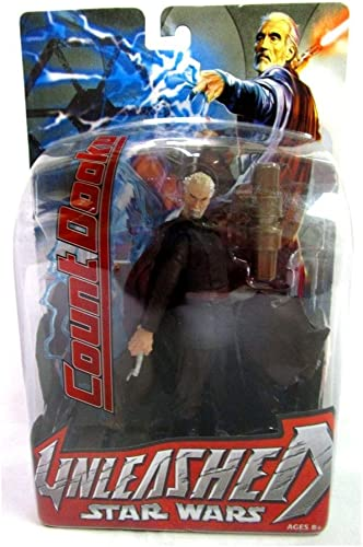 OTC Unleashed Count Dooku  2