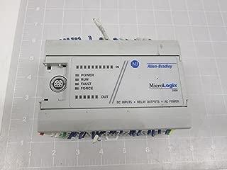 Allen Bradley 1761-L16BWA, MicroLogix 1000 Controller T48996