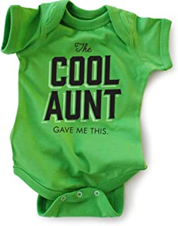 Wrybaby Funny Baby Bodysuit | The Cool Aunt Gave Me This