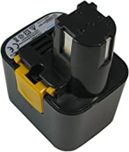 Trade-Shop Premium akumulator Ni-MH, 7,2 V / 3300 mAh / 24 Wh zastępuje Panasonic EZ660 EZ662 EY9065 EY9066 EY9066B EY9166...