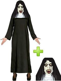 Disfraces Halloween Disfraz de Monja Fantasma