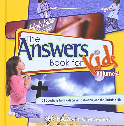 Answers Book for Kids Volume 4, The