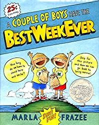 A couple of boys have the best week ever book cover