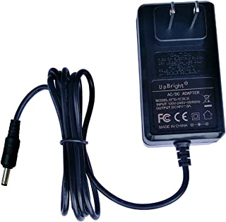 UpBright 15V AC/DC Adapter Replacement for US Pro 2000 USPro2000 USPro 2000 U.S. Pro2000 Current Solutions UltraTENS II 2 DU6012 Ultrasound Therapy Ultra Sound YLS031A-T150120 Power Supply Charger