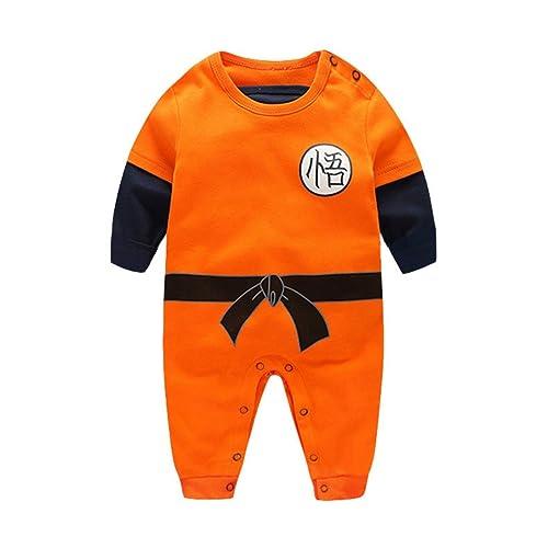 Baby Anime Clothes Amazon Com