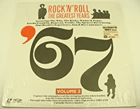 Rock 'N Roll The Greatest Years '67 Volume 2 [Laserdisc]