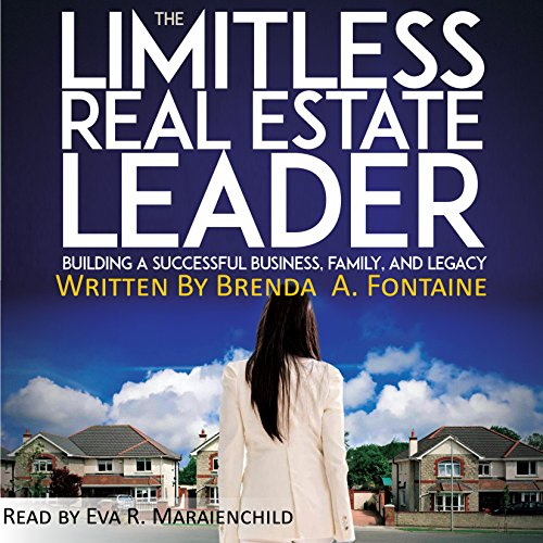 The Limitless Real Estate Leader cover art