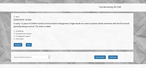 National Clinical Mental Health Counselor Examination (NCMHCE) 4000 Sample Questions Exam Simulator Software (Online Acces...