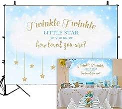 Best twinkle little star backdrop Reviews