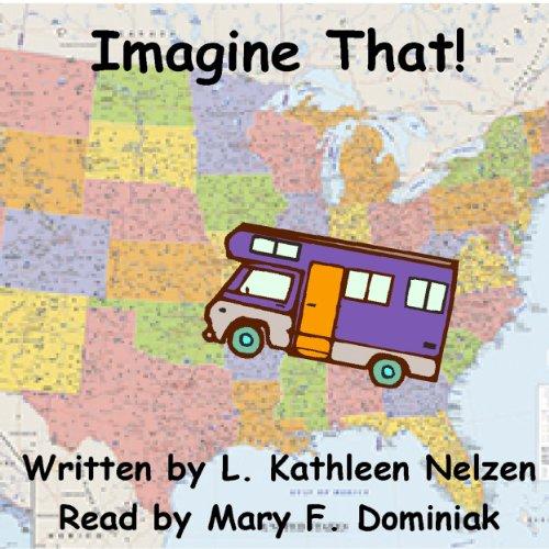 Imagine That! audiobook cover art