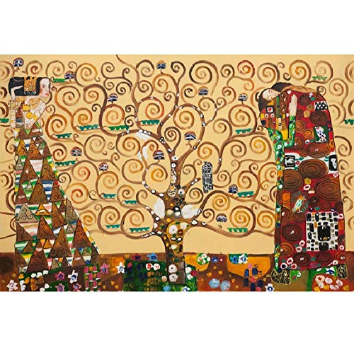 Adultos Madera Puzzle 1000 Piezas Árbol De La Vida Niños Juego Clásico Ocio Arte Toys Puzzles