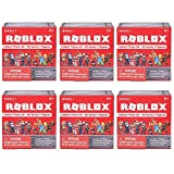 Roblox Series 1 Action Figure Mystery Box - Pack of 6 Blind Bags
