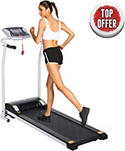 ncient Folding Electric Treadmill Running Machine Power Motorized for Home Gym Exercise Walking Fitness
