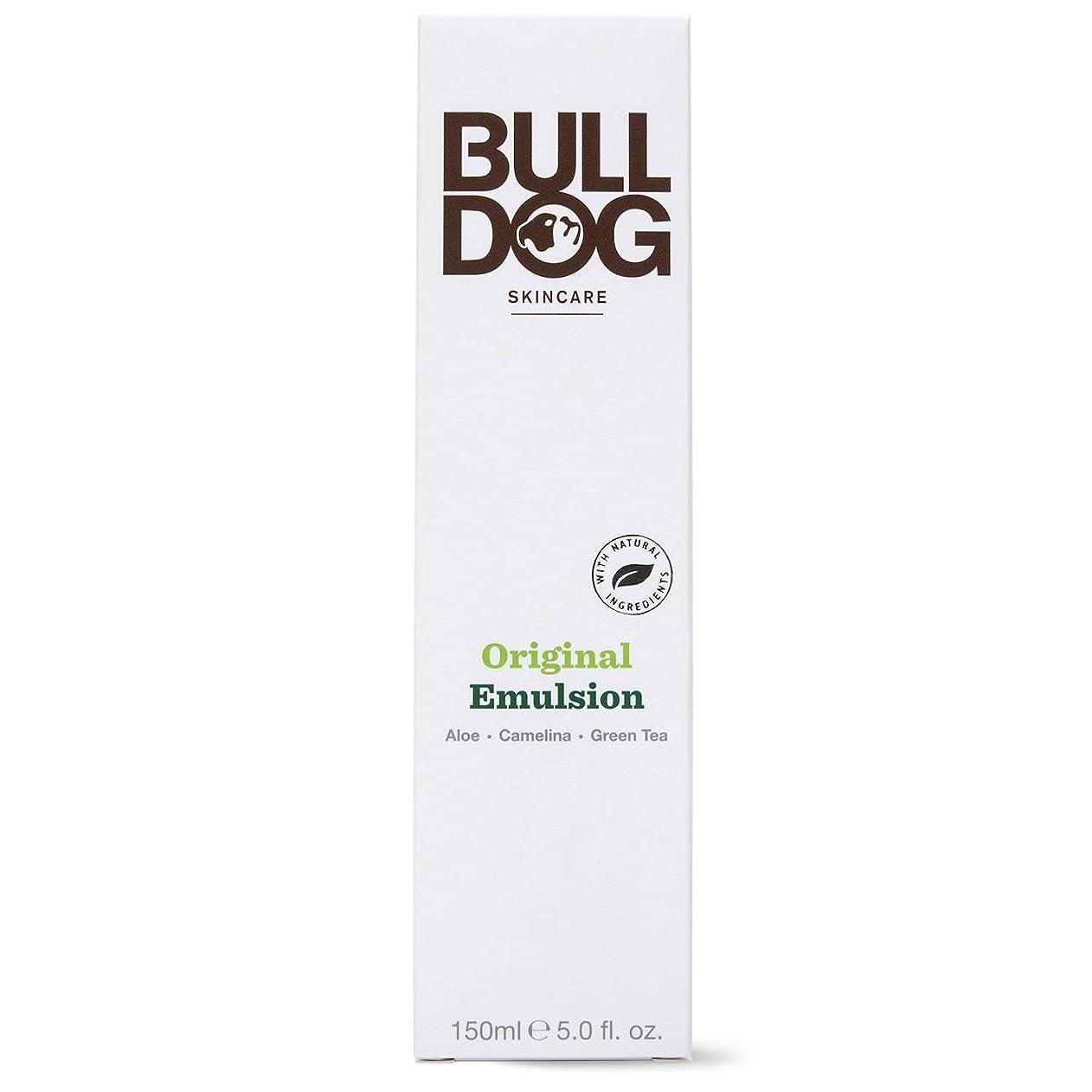 取り組む競合他社選手家具Bulldog(ブルドッグ) ブルドッグ Bulldog オリジナル エマルジョン 乳液 150ml 肌をすっきり なめらかに