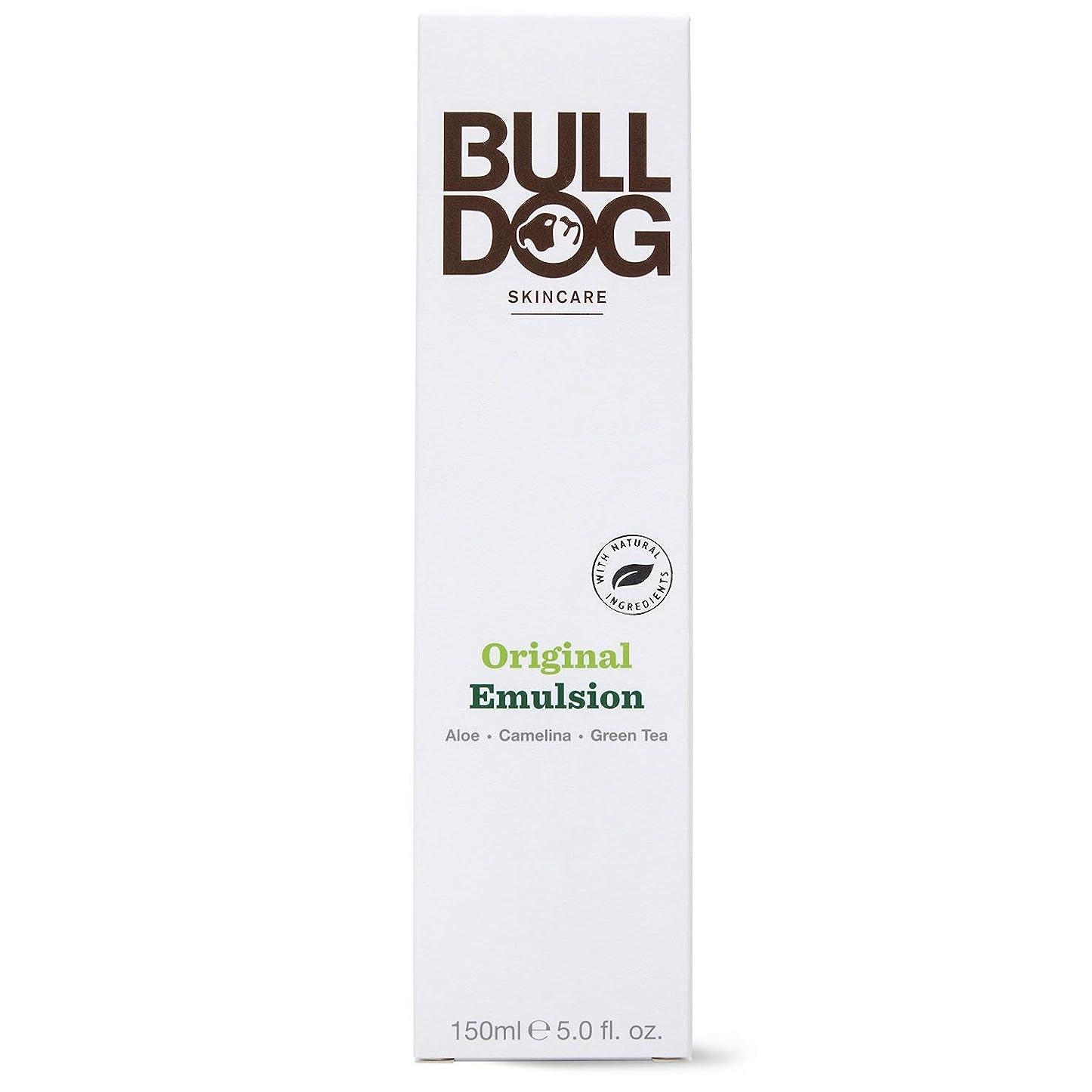 セッションヒロイックそれらBulldog(ブルドッグ) ブルドッグ Bulldog オリジナル エマルジョン 乳液 150ml 肌をすっきり なめらかに