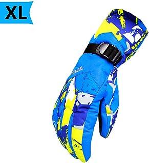 Aodewe Winter Warm Unisex Ski Gloves Men or Women Outdoor Sports Warm Snowboard Gloves