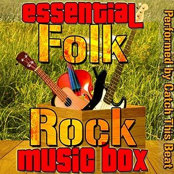 Essential Folk Rock Music Box