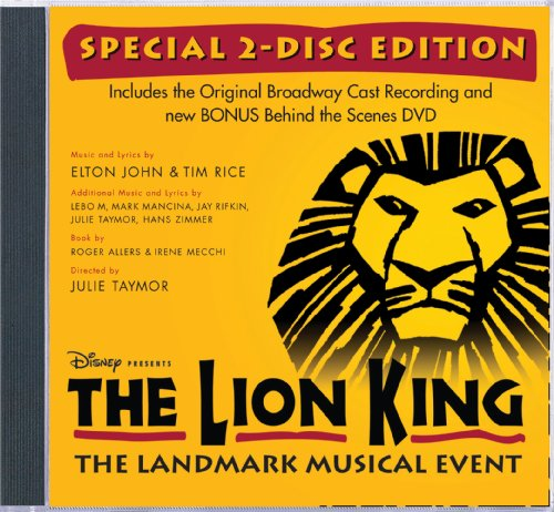 The Lion King (Original Broadway Cast Recording) (Special 2-Disc Edition)]