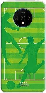 Gel Silicona Flexible, Dise/ño Exclusivo Note 7 Pro Funnytech/® Funda Silicona para Xiaomi Redmi Note 7 Deportes Futbol Campo