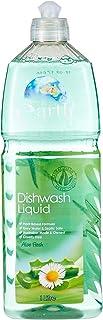 Earth Choice Dish Wash Liquid, Aloe Fresh - 1 Litre
