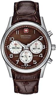 SWISS MILITARY - Hanova Reloj de mujer cuarzo 44mm 06-6278.04.005