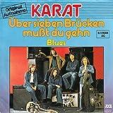 Karat / Über sieben Brücken mußt du gehn / Originalaufnahme / Blues / 1979 / Bildhülle / Pool 6.12646 / Deutsche Pressung / 7 Zoll Vinyl Single Schallplatte...