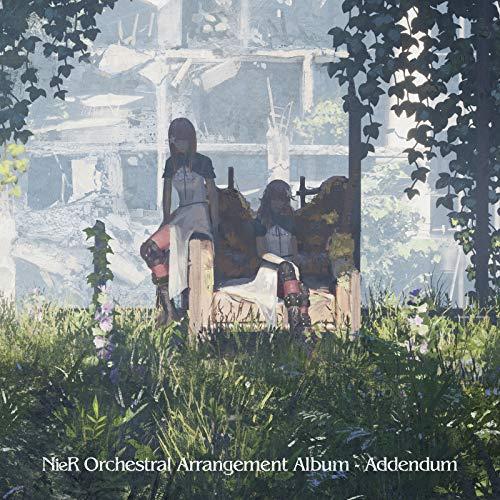 NieR Orchestral Arrangement Album - Addendum