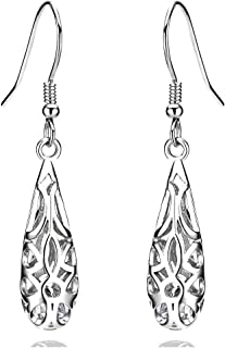Best earrings for women sterling silver Reviews