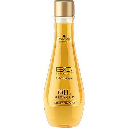 Schwarzkopf BC Bonacure Hairtherapy, Oil Miracle Trattamento di finitura per capelli spessi, 100 ml