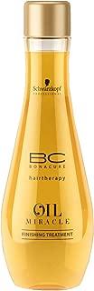 BC Bonacure OIL MIRACLE Finishing Treatment, 3.38-Ounce