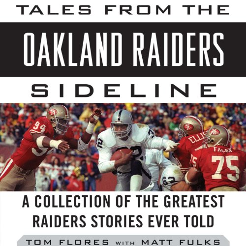 Tales from the Oakland Raiders Sideline cover art