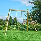 TP Toys Wooden Swing Frame