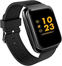 $64 » 1.54'' IPS Screen Smart Watch Heart Rate Monitor Pedometer Anti-Lost Fitness Sports Bracelet - Black