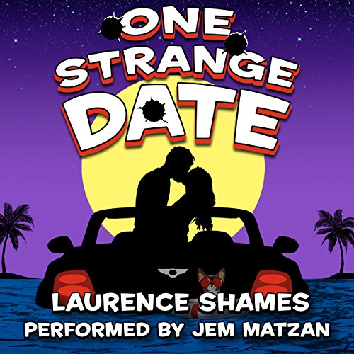 One Strange Date audiobook cover art