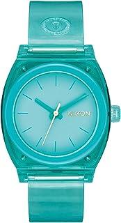Nixon Women's Medium Time Teller P Turquoise One Size