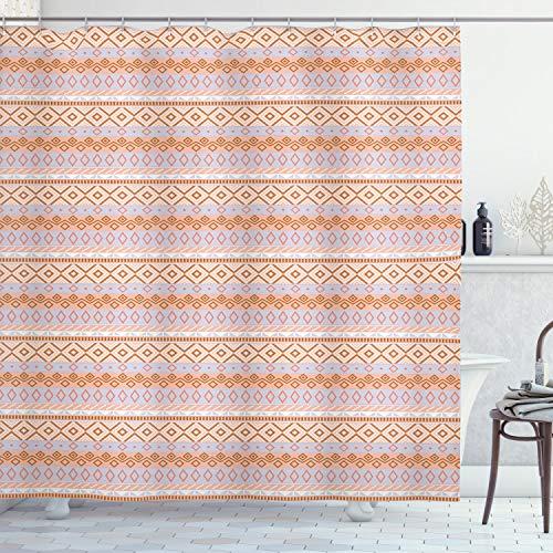 cortinas baño etnicas