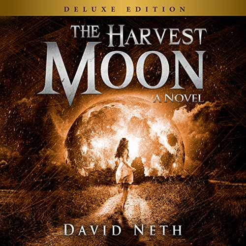 The Harvest Moon audiobook cover art