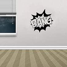 Película de superhéroe Tatuajes de pared Stick Vinilo Pegatinas de pared K rgarten Niños Niño Pintura de pared Arte Milagro Comics Diy Poster Tamaño: 57X57cm