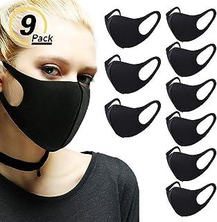 Flyglobal 9Pack Máscara Antipolvo para la Boca,