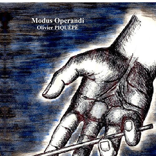 『Modus operandi』のカバーアート