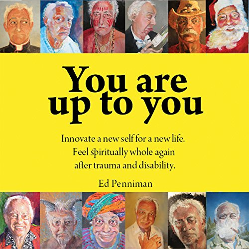 You Are Up to You audiobook cover art