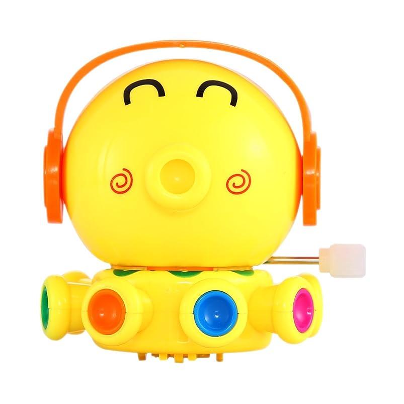 ジーンズフレット公演Vktech ゼンマイ仕掛けのおもちゃ タコ 子供玩具