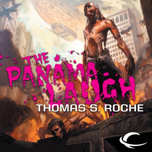 The Panama Laugh audiobook cover art