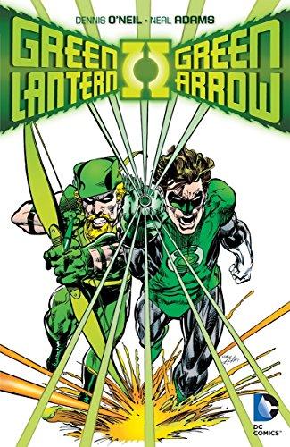 Green Lantern Green Arrow TP [Idioma Inglés]