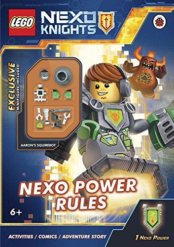 Lego Nexo Power Rules (Lego Nexo Knights)