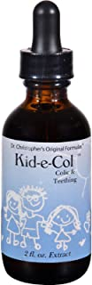 Dr. Christopher s Kid-e-Col Colic and Teething Drops - 2 fl oz -