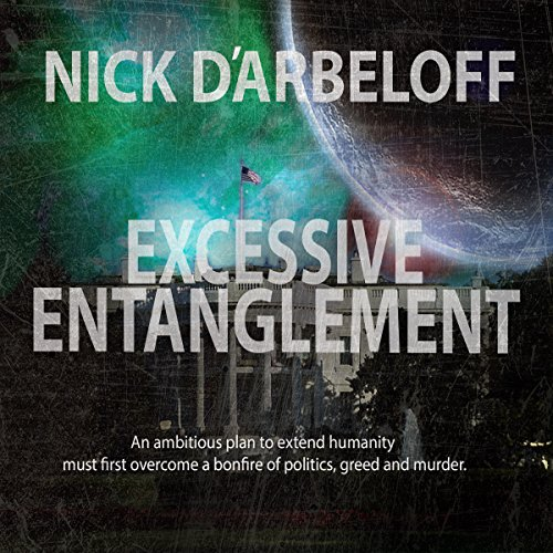 Excessive Entanglement audiobook cover art