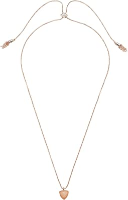Vera Bradley - Geo Facets Slider Necklace