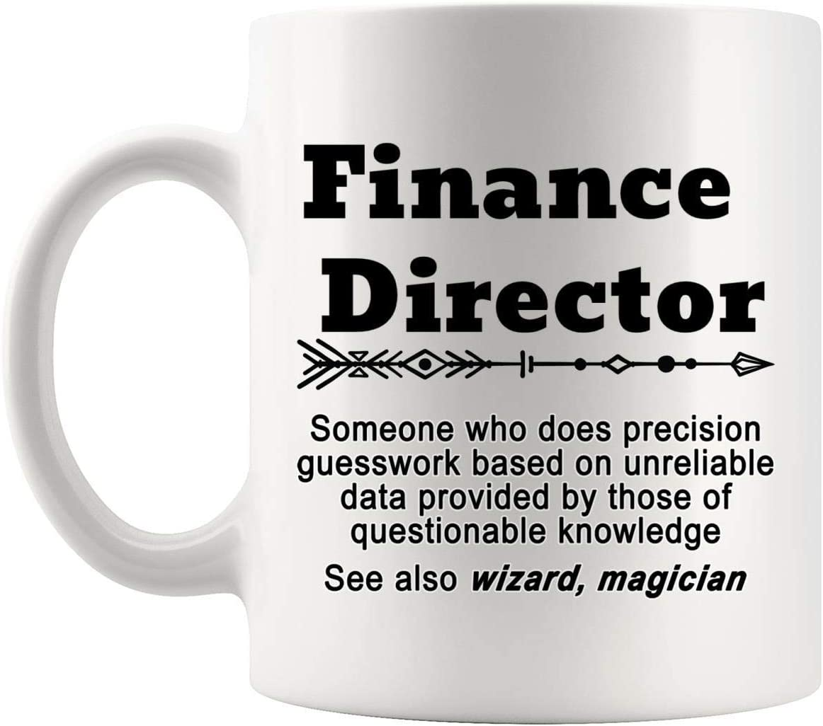 Definition Finance Director Meaning Mug Boss Deluxe Manag - Selling Leader Gift